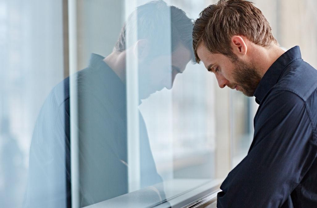 Depression und der männliche Suizid